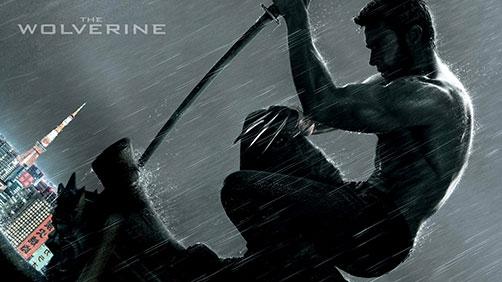 'Wolverine' Interrupts a Funeral