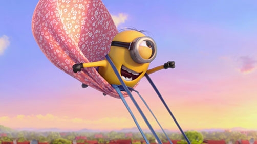 3D Hits All Time Low with 'Despicable Me 2'