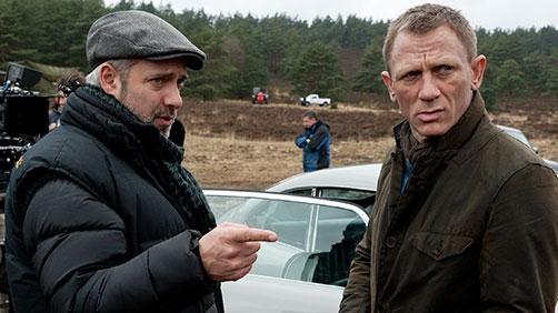 Confirmed: Sam Mendes Returns for 'Bond' 24
