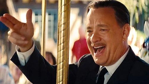 'Saving Mr. Banks' Trailer - Tom Hanks and Emma Thompson