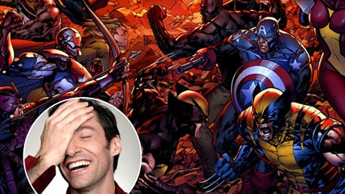 Hugh Jackman Really Wants in on 'The Avengers'
