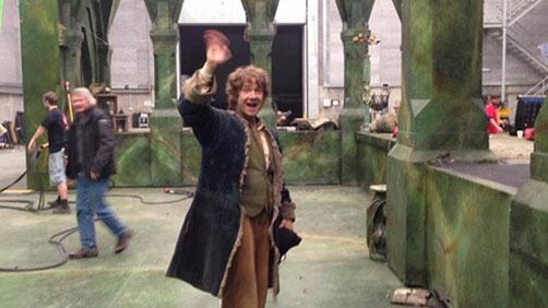 Martin Freeman Completes 'Hobbit' Filming