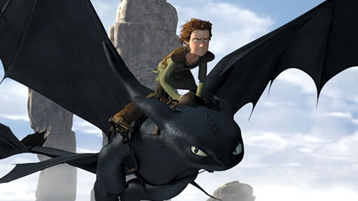 'How To Train Your Dragon 2' Teaser