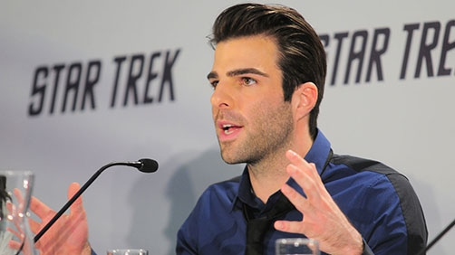 J.J. May Direct Next 'Star Trek' Film After All?