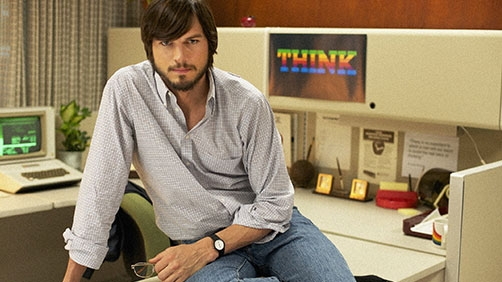 Why Ashton Kutcher Chose to Play Steve Jobs