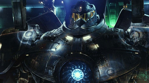 Infographic: Just How Big Are The Jaegers from 'Pacific Rim'?