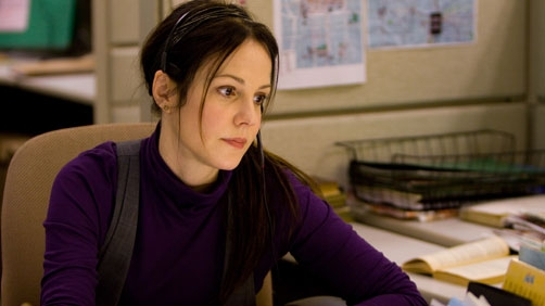 Mary-Louise Parker Considers Quitting Acting