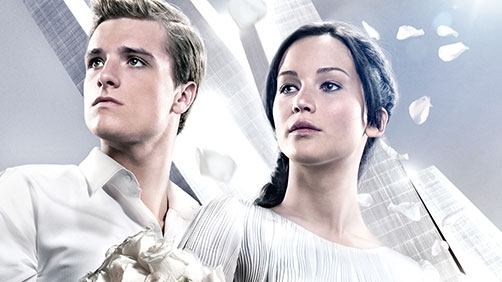'The Hunger Games: Catching Fire' Theatrical Trailer