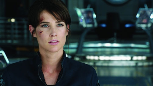 Cobie Smulders as Wonder Woman… In 'The Lego Movie'