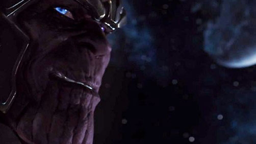 Kevin Feige Talks Thanos and Ultron