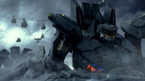 Speaking of 'Pacific Rim' - Fact or Fictional on the Robots
