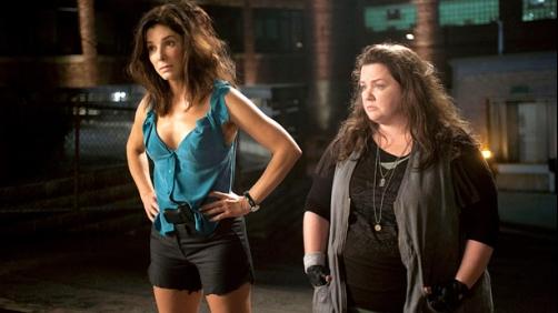 Sandara Bullock Can't Imagine Doing 'The Heat' Sequel
