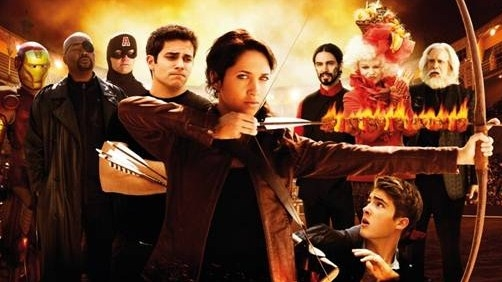 'The Starving Games' — 'Hunger Games' Spoof