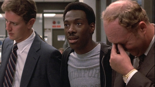 Eddie Murphy in 'Beverly Hills Cop 4' - I think I Just Died