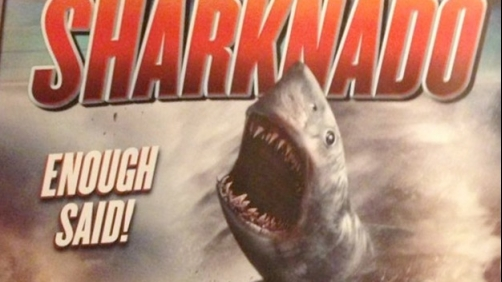 'Sharknado' Coming to Theaters