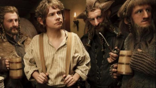'The Hobbit' Deleted Scene - Extended Edition Blu-ray