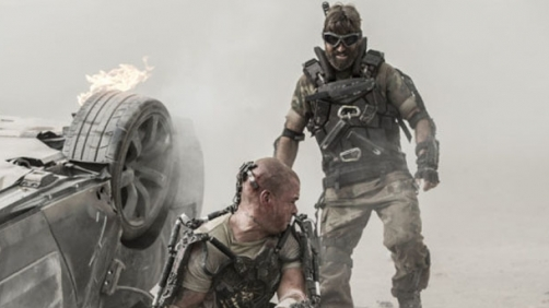 'Elysium' Clips and Featurettes Tell Us About Kruger