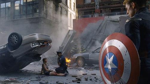 'Avengers' Alternate Opening