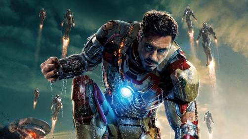 'Iron Man 3' Deleted Scene and Gag Reel