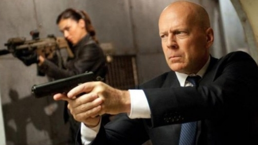 Bruce Willis Bored with Action Films