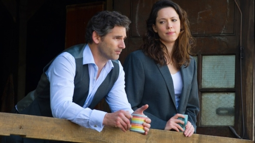 'Closed Circuit' Trailer and Clips