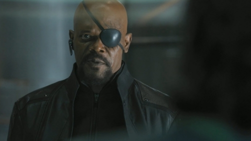 Samuel L. Jackson Talks 'Captain America: The Winter Soldier'
