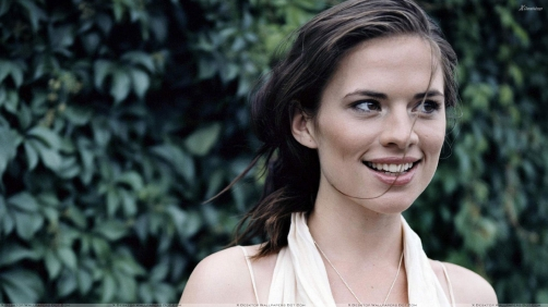Hayley Atwell Joins Kenneth Branagh's Cinderella