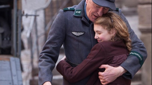 'The Book Thief' Trailer Starring Geoffrey Rush and Emily Watson