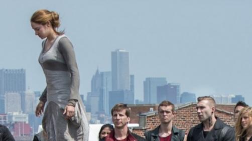 'Divergent' Trailer