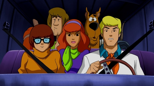 Warner Bros. Developing New Animated 'Scooby Doo' Feature