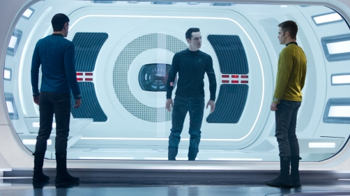 Where are the 'Star Trek Into Darkness' Bonus Features?