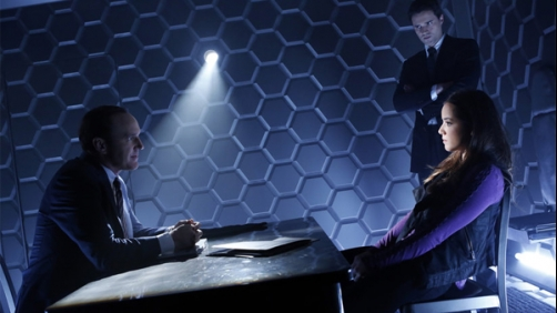 Interview with 'Agents of SHIELD' Cast