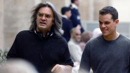 Paul Greengrass Says No Bourne In His Future
