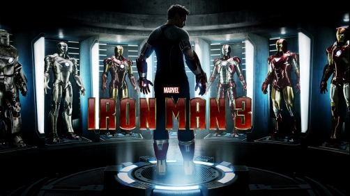 'Iron Man 3' Comes to iTunes