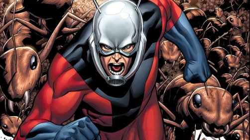 Marvel Schedules 'Ant Man' for Summer 2015 Release