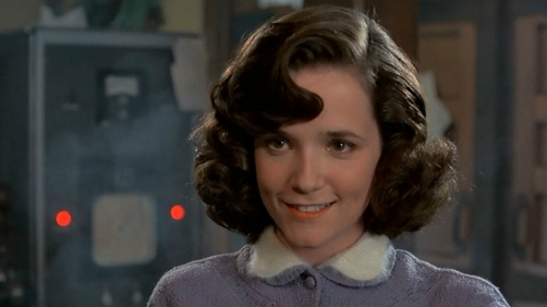 Lea Thompson Gets Left Behind