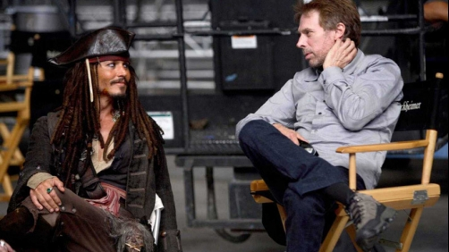 'Pirates 5' Delayed (Because of 'The Lone Ranger' Flop?)