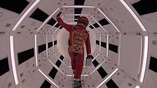 Kubrick - One-Point Perspective