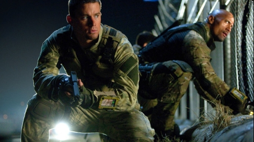 'Snow White and the Huntsman' Writer to Pen 'G.I. Joe 3'