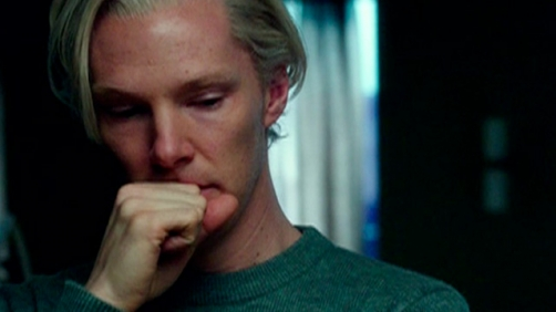 Cumberbatch's Safety In Question in 'The Fifth Estate' Clip