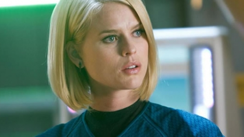 Alice Eve Talks What She Wants in the Next 'Star Trek'