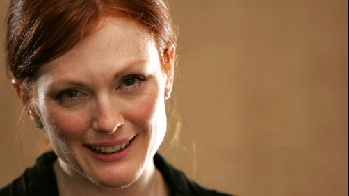 Julianne Moore Confirmed For 'The Hunger Games'