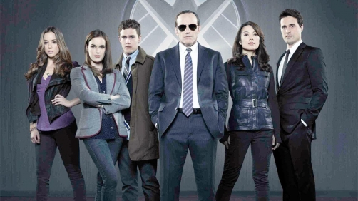 The 'Agents of SHIELD' Website