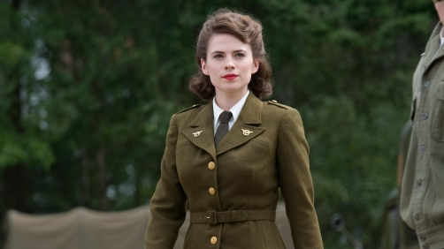 Agent Carter based TV Series?