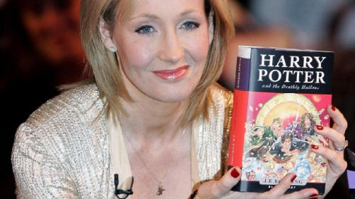 Rowling has Final Say over the Potter Spinnoff Script