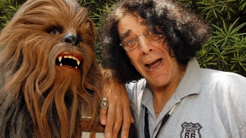 Peter Mayhew Intends to Play Chewbacca Again