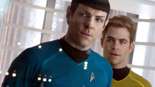 Entertainment Geekly on 'Star Trek Into Darkness'