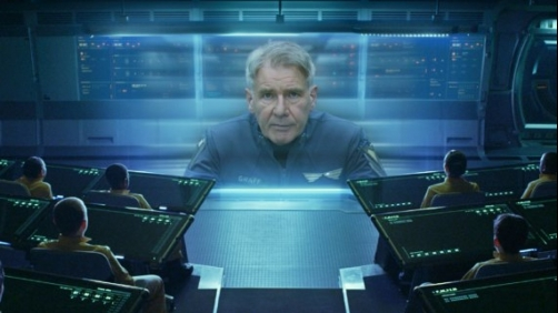 'Ender's Game' TV Spot — Glimpse More of Formic Invasion