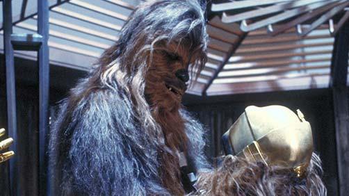 Chewbacca Shrugged