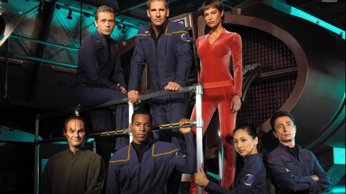 'Star Trek: Enterprise' Season 3 Blu-ray Trailer